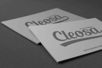 Business card psd mockups 4