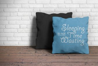 Pillow psd mockup 6