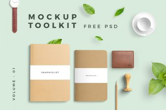 Free mockup toolkit vol-01 1