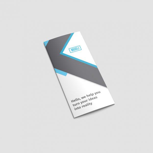 Trifold brochure mockup vol-1 8